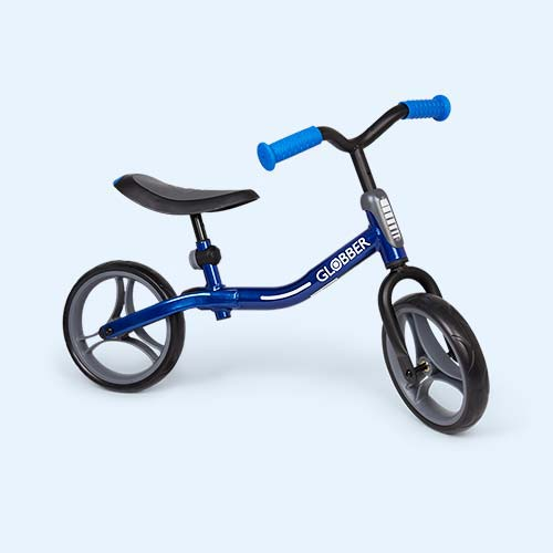 Navy Blue Globber Go Bike