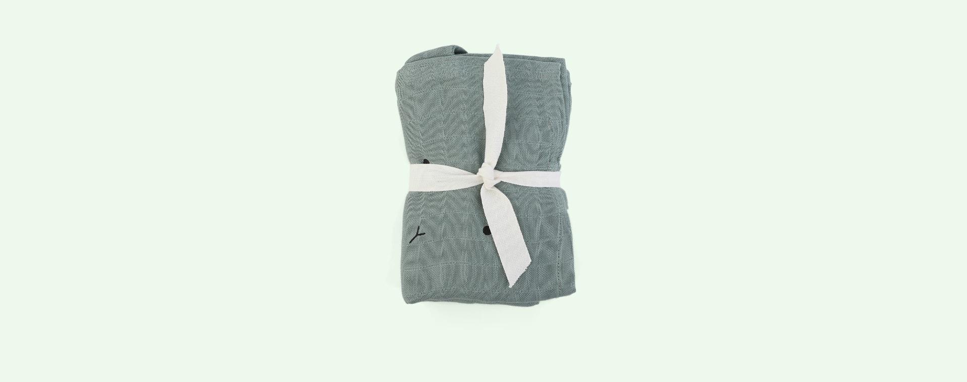 Rabbit Peppermint Liewood Hannah Muslin Cloth Rabbit 2 Pack