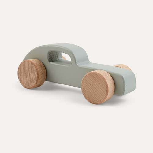 Dusty Mint Liewood Elena Wood Toy Car