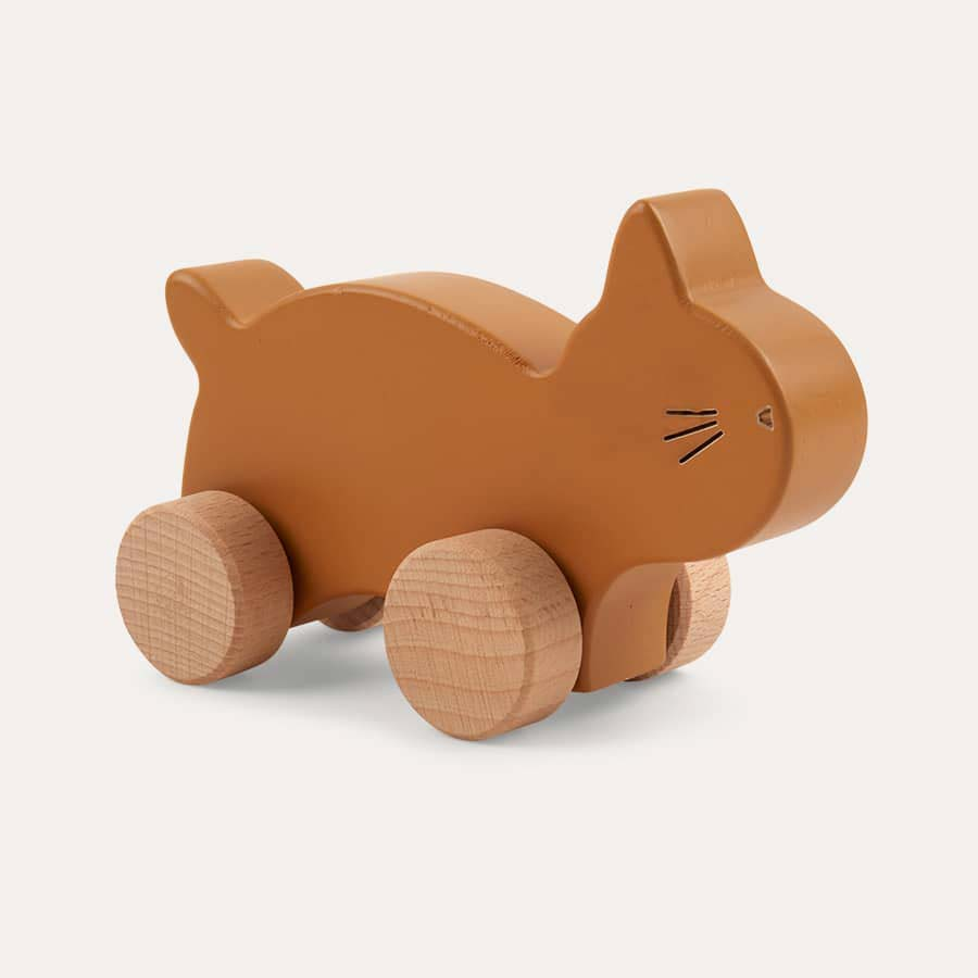 Mustard Cat Liewood Elena Wood Toy Cat