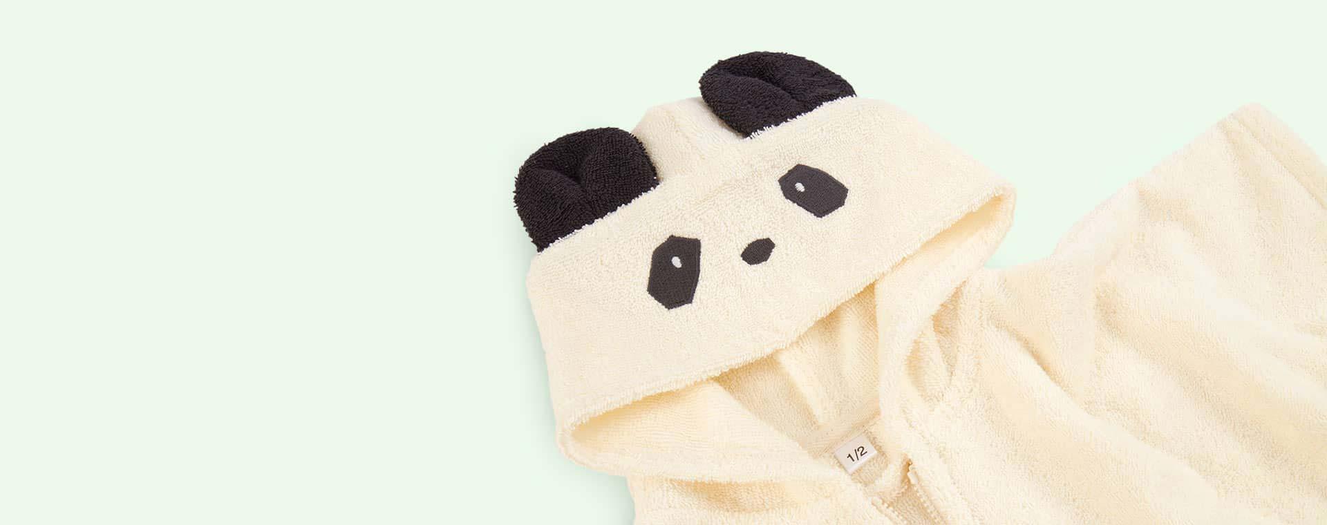 Panda Creme De La Creme Liewood Lela Zipped Cape