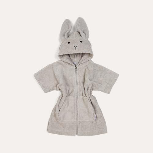 Rabbit Dumbo Grey Liewood Lela Zipped Cape