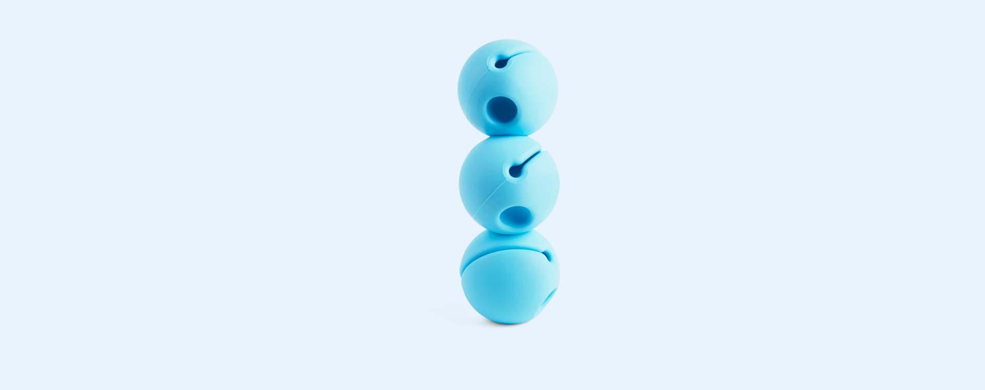 Blue Moluk Mox Balls 3 Pack