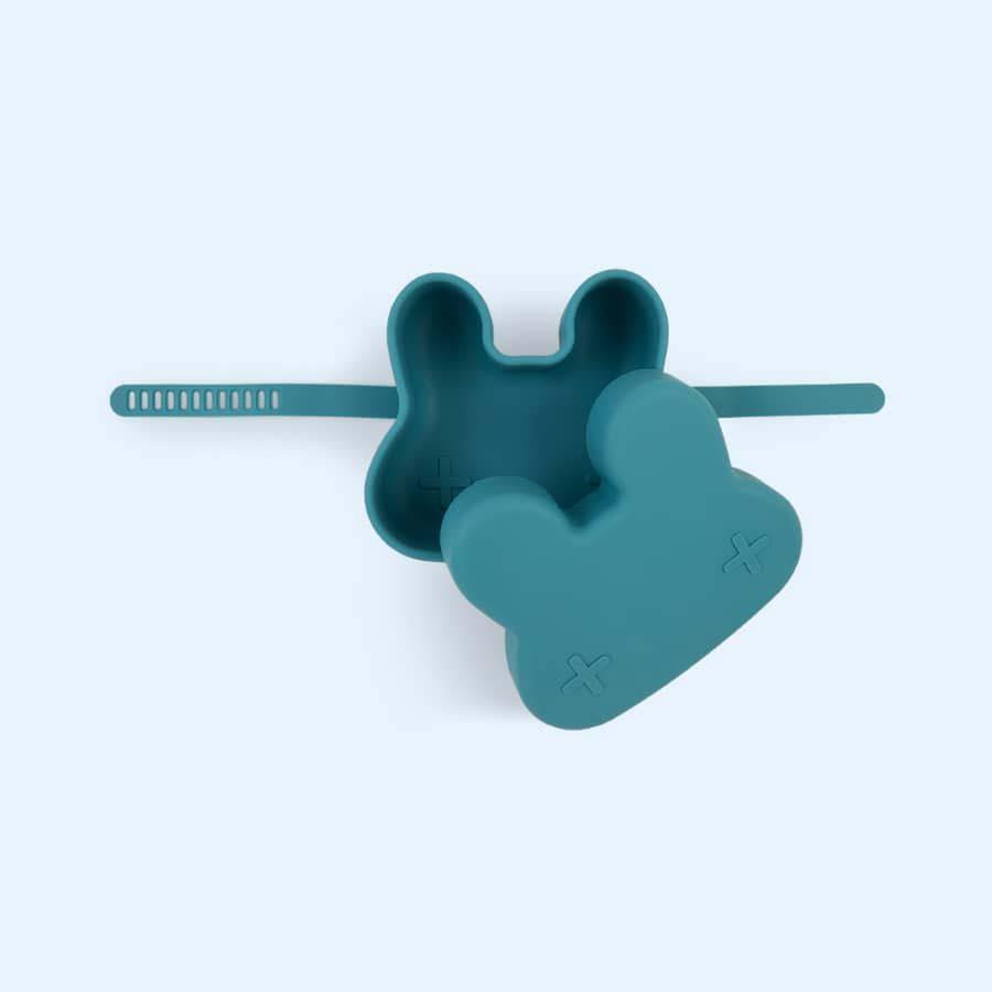 Blue Dusk We Might Be Tiny Bunny Snackie