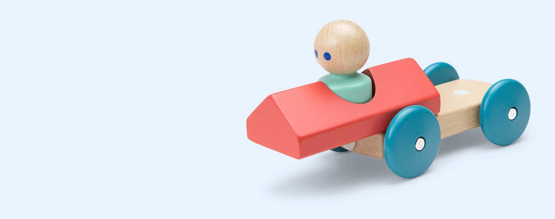 Poppy tegu Magnetic Racer