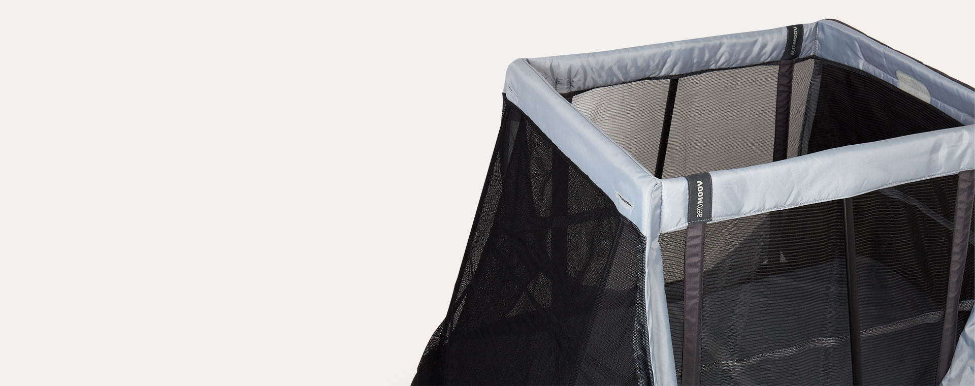 Grey Rock AeroMoov Instant Travel Cot