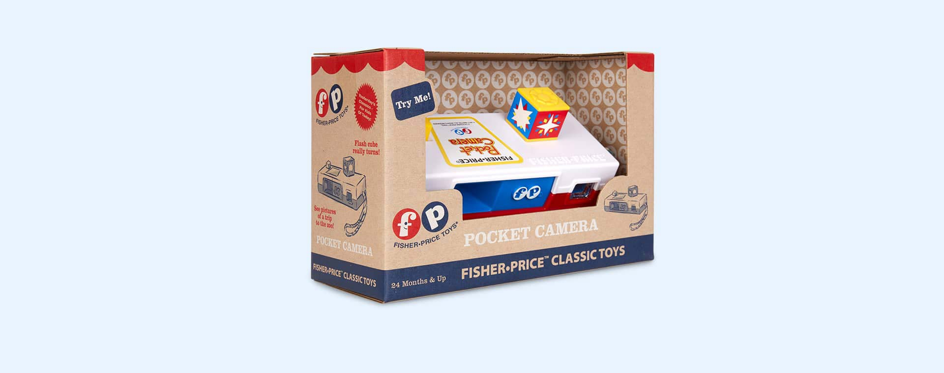 Multi Fisher Price Classic Toys Classic Pocket Camera