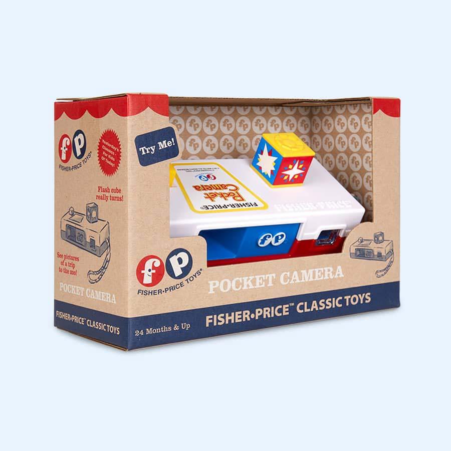 Multi Fisher Price Classic Toys Classic Pocket Camera