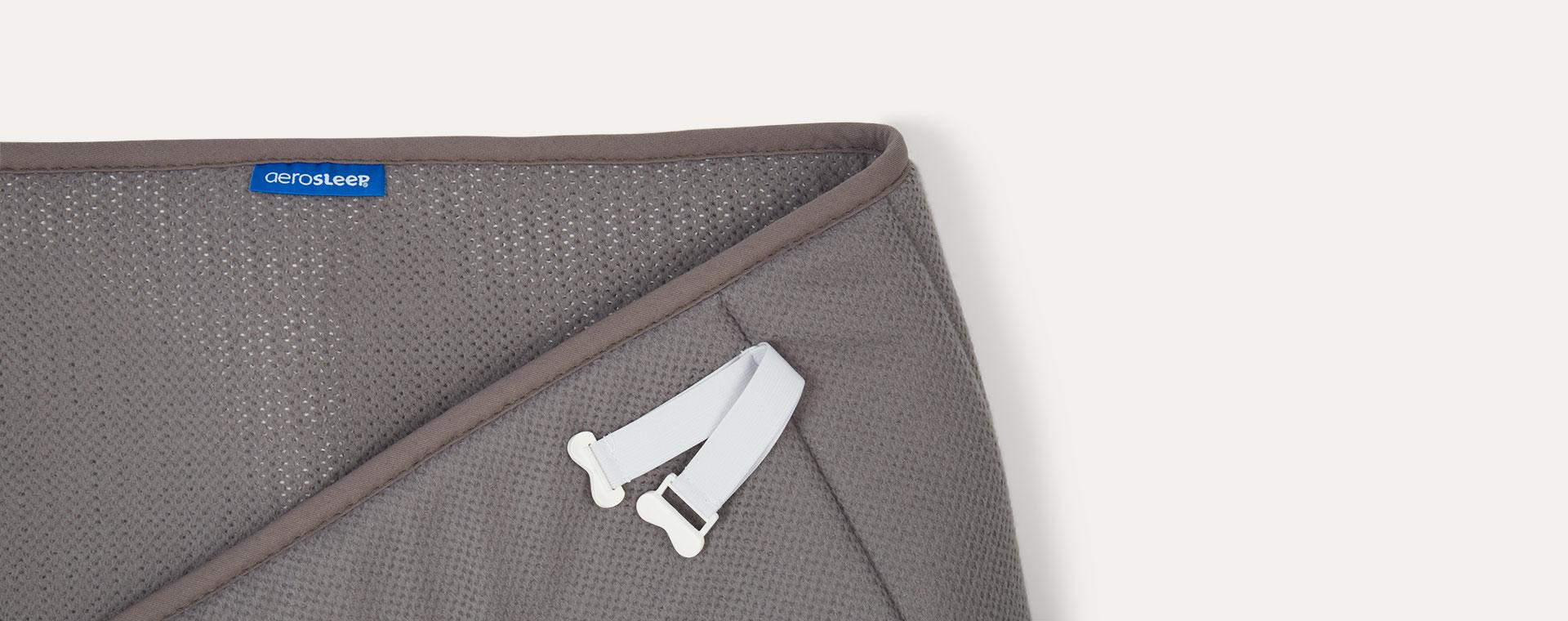 Antracite Aerosleep Bed Bumper
