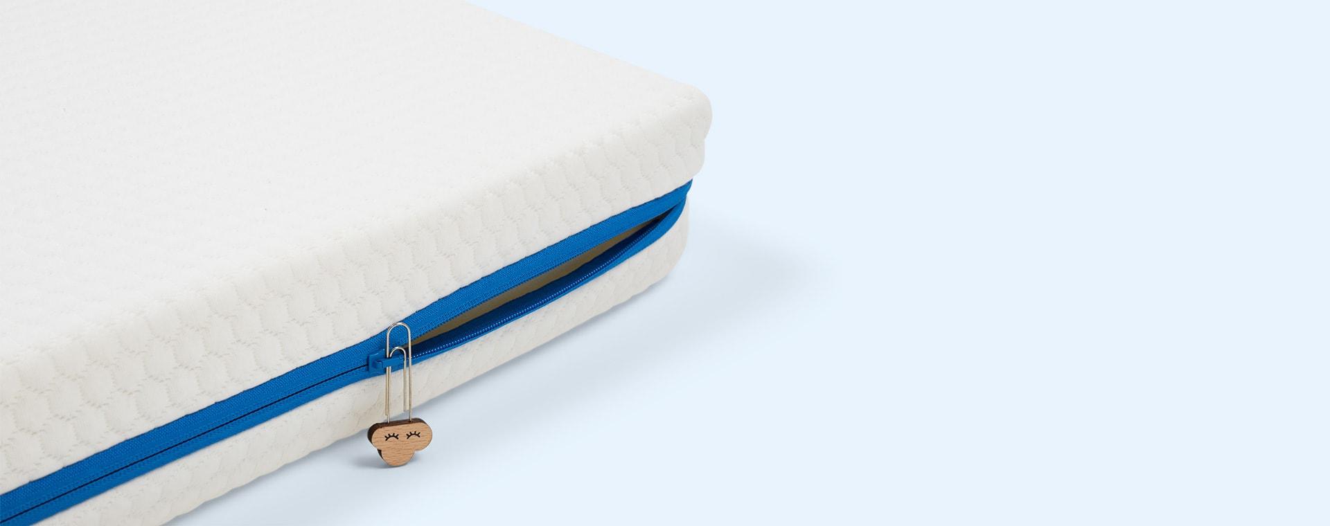 White Aerosleep Sleep Safe Evolution Mattress Pack