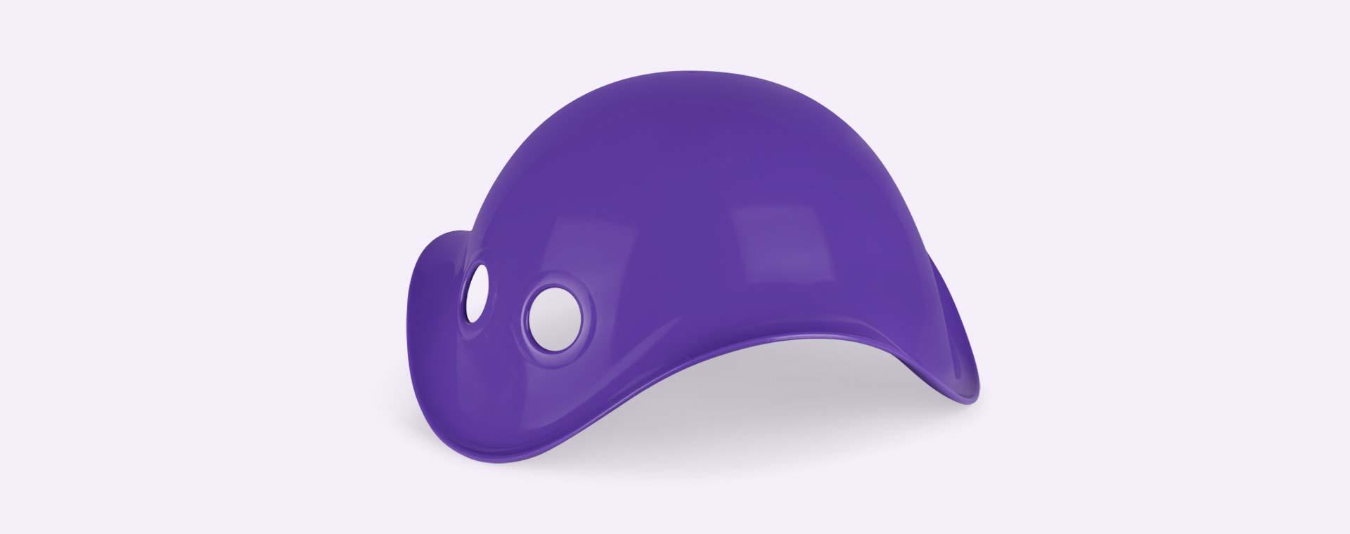 Purple Moluk Bilibo Sensory Toy