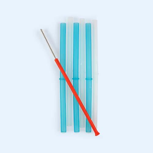 Multi Boon Snug Silicone Straws