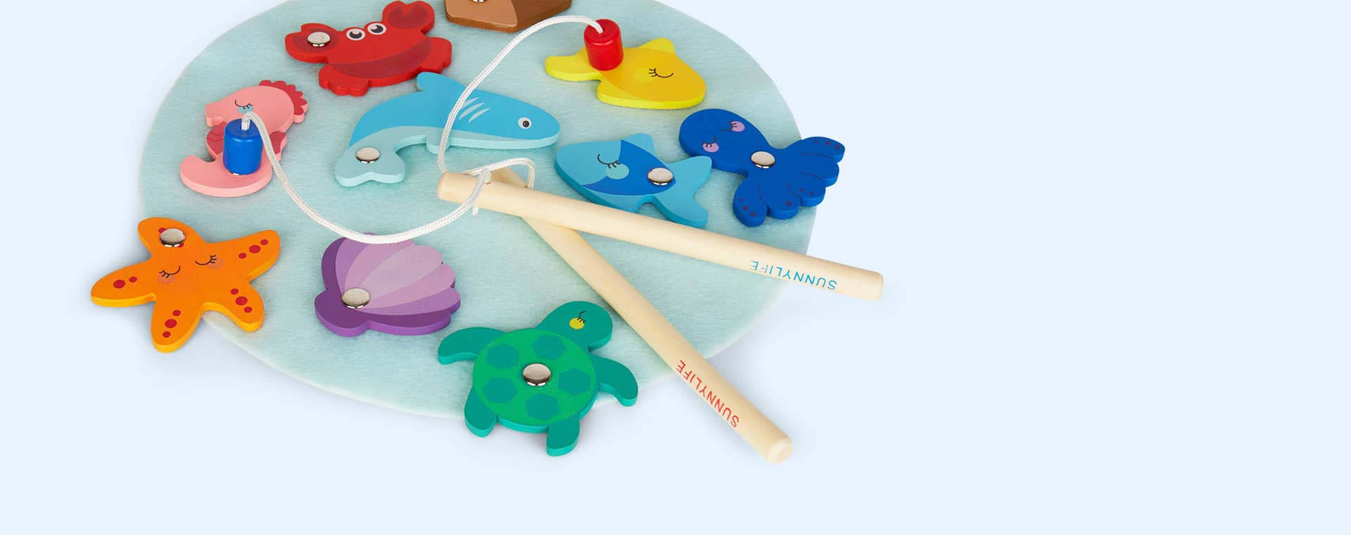 Multi Sunnylife Fishing Game - Under the Sea