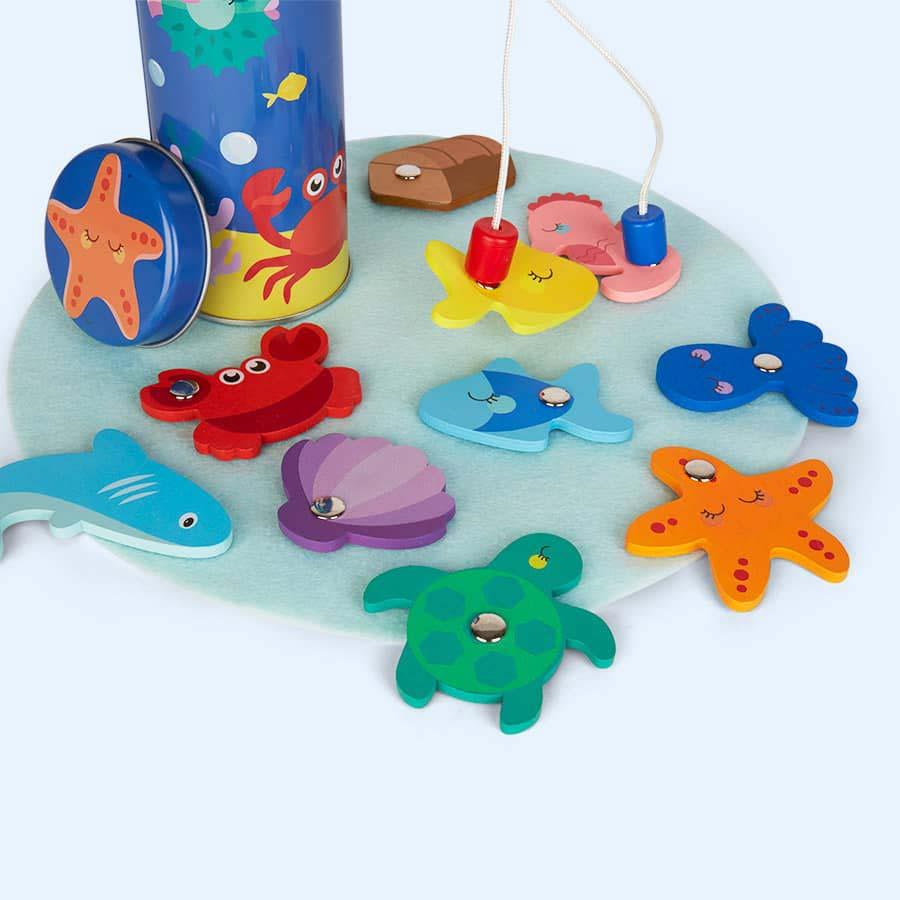 Multi Sunnylife Fishing Game - Under the Sea