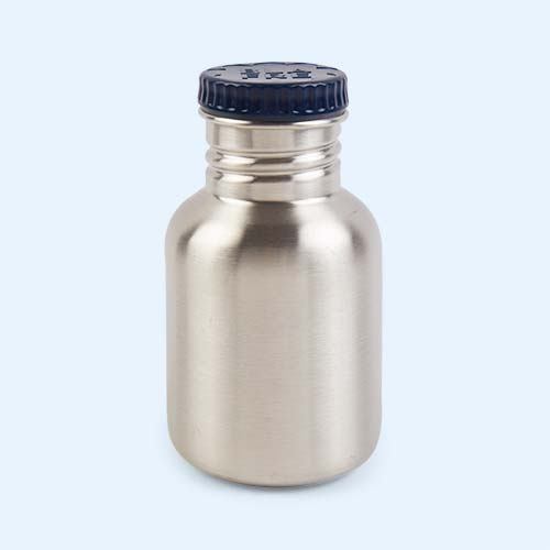 Navy Blafre Steel Bottle 300ml