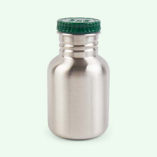 Green Blafre Steel Bottle 300ml