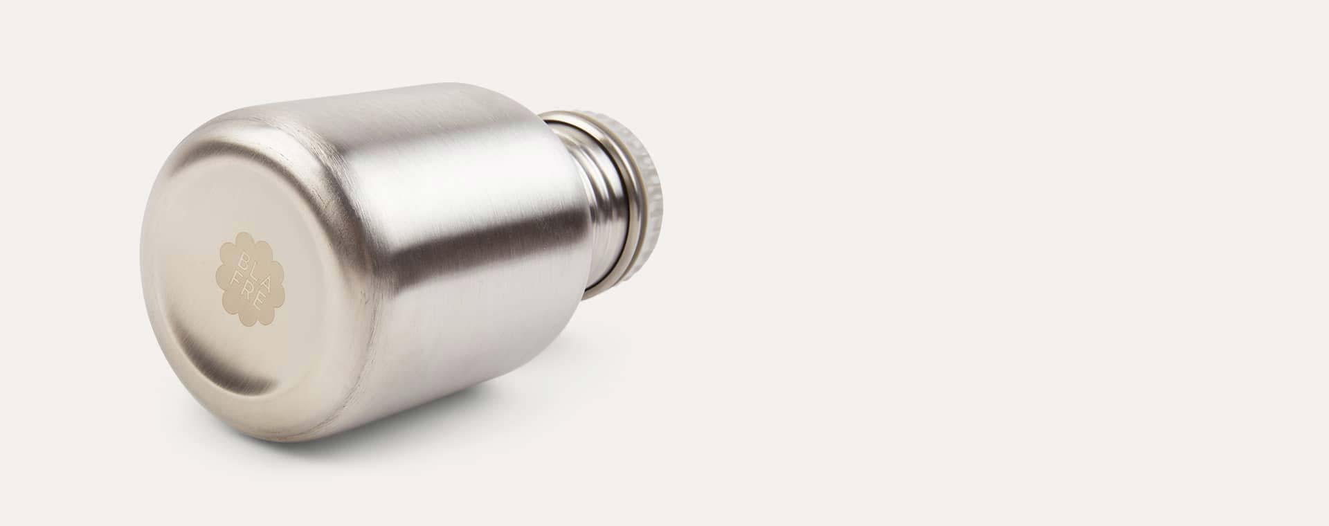 Grey Blafre Steel Bottle 300ml