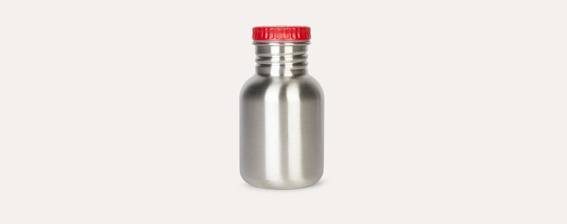 Red Blafre Steel Bottle 300ml