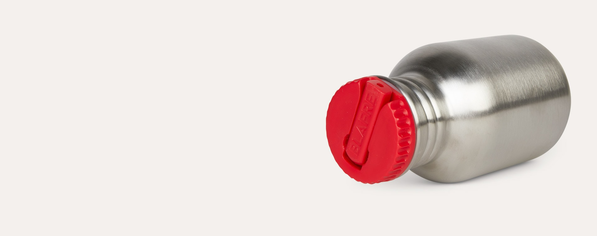 Red Blafre Non Spill Drinking Spout