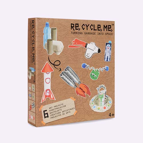 Space World Re-Cycle-Me Recyclable Crafts