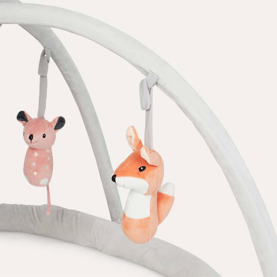 Neutral Kid's Concept Baby Gym