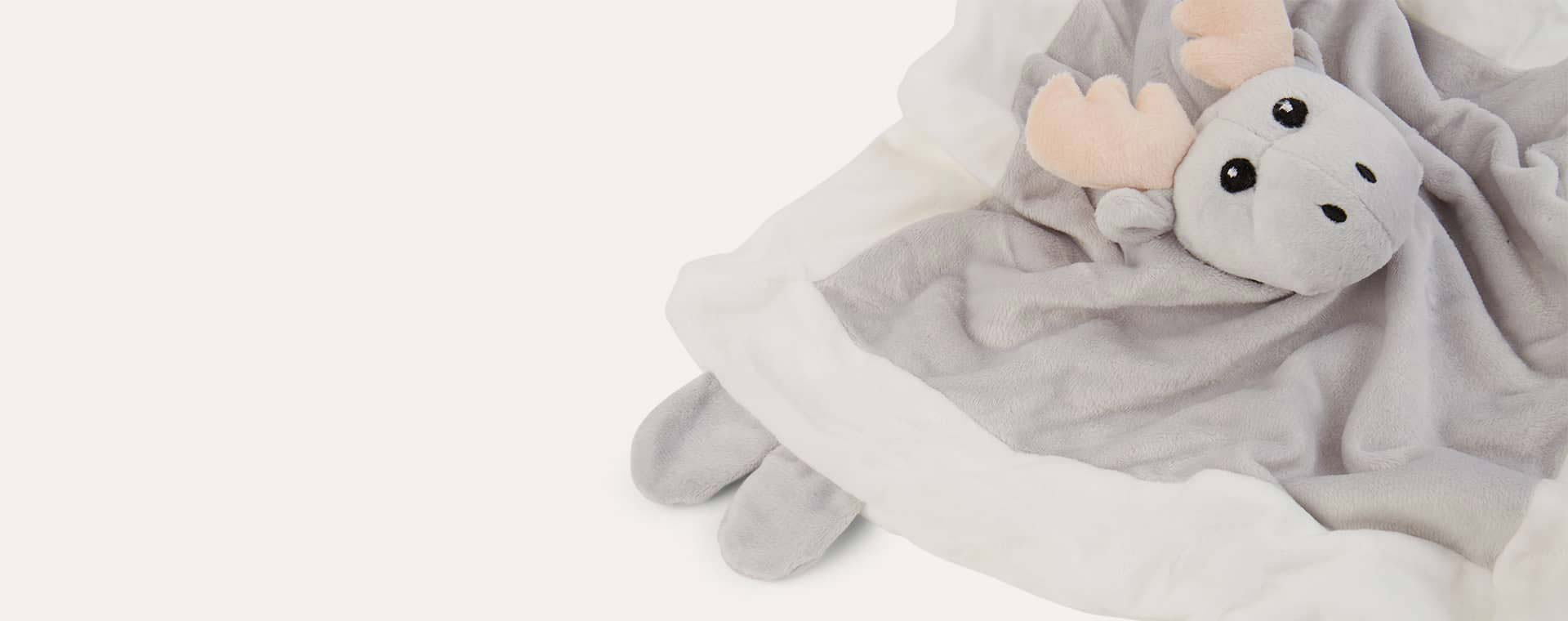 Moose Kid's Concept Baby Comforter