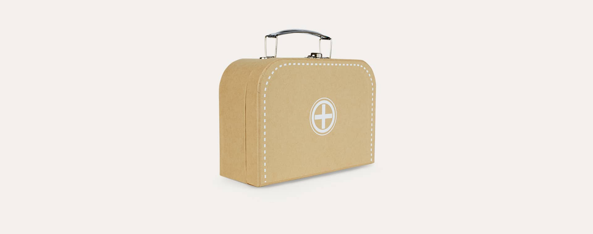 Neutral Kid's Concept Doctor's Case