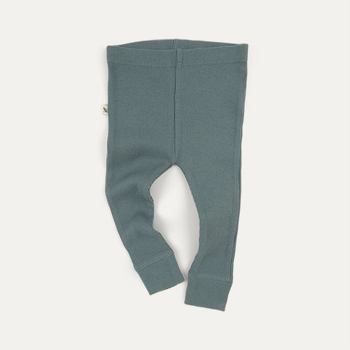 Eucalyptus KIDLY Label Ribbed Legging
