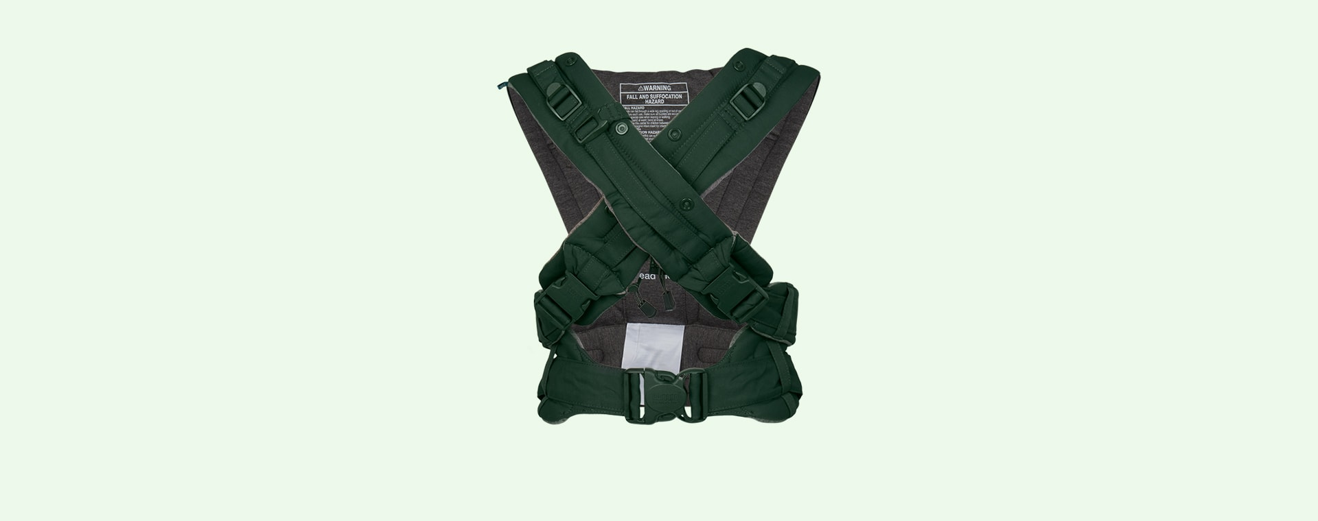 Racing Green We Made Me Imagine Deluxe Carrier