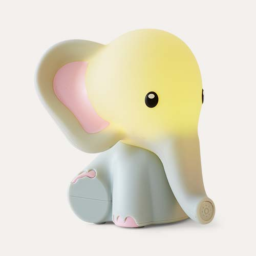 Grey MyBaby Elephant Nightlight