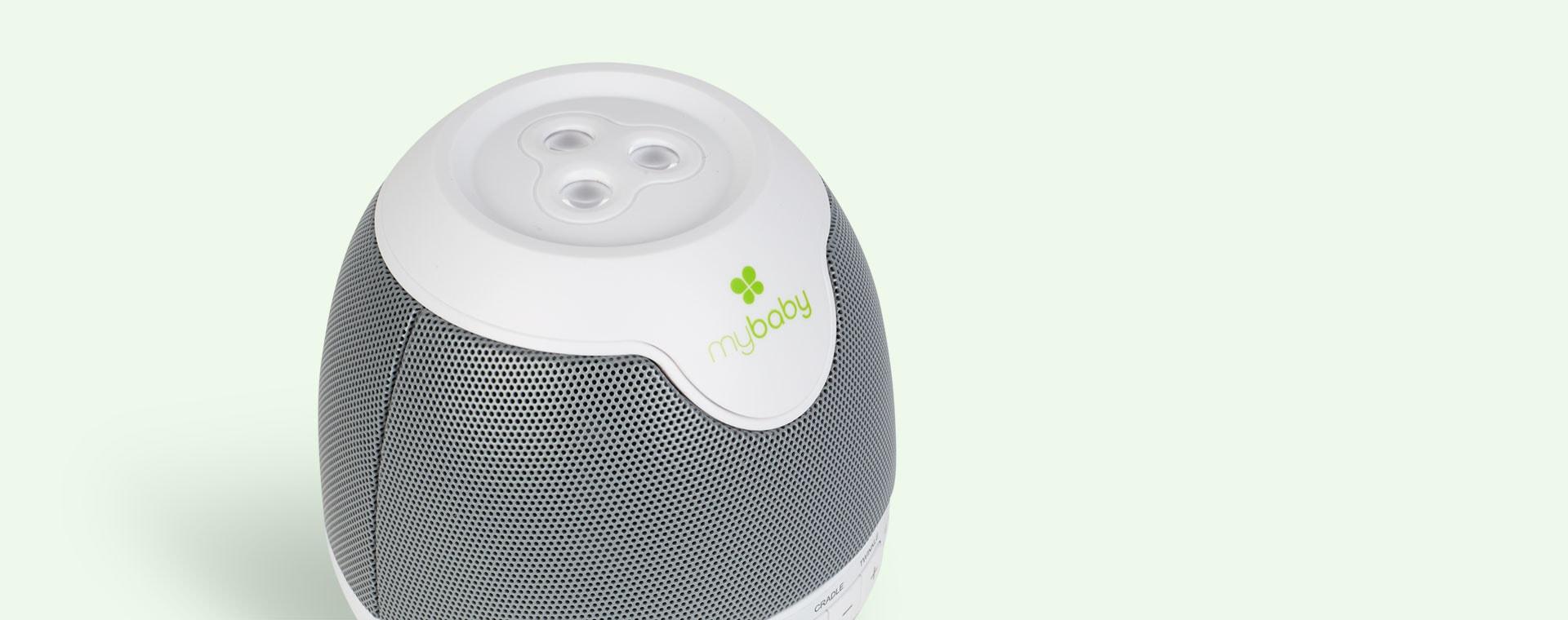 White MyBaby SoundSpa Lullaby