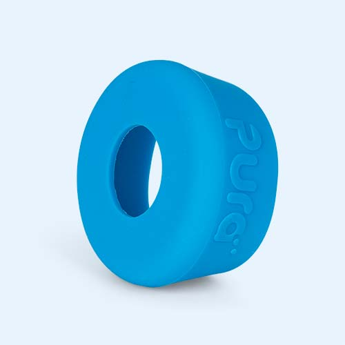 Ocean Blue Pura Silicone Bottle Bumper