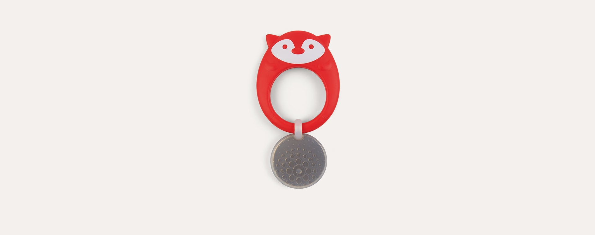 Red Skip Hop Explore & More Cool Soothing Teether