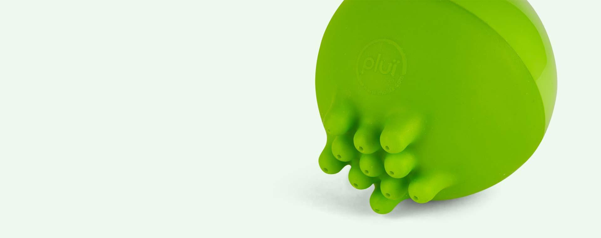 Green Moluk Plui Rainball Toy