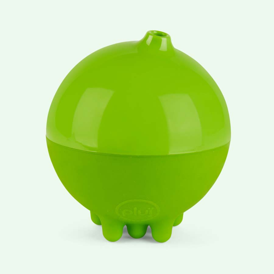 Green Moluk Plui Rainball Toy