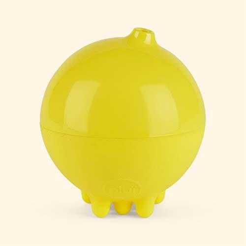 Yellow Moluk Plui Rainball Toy
