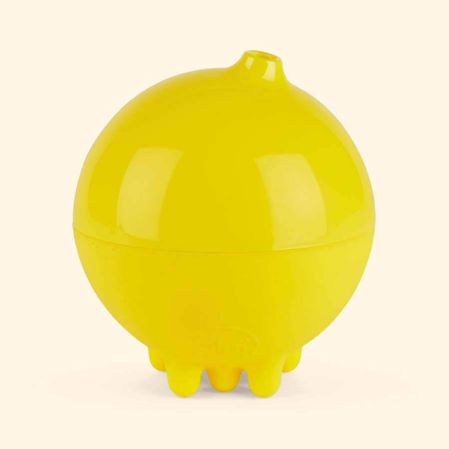 Yellow Moluk Plui Rainball Toy