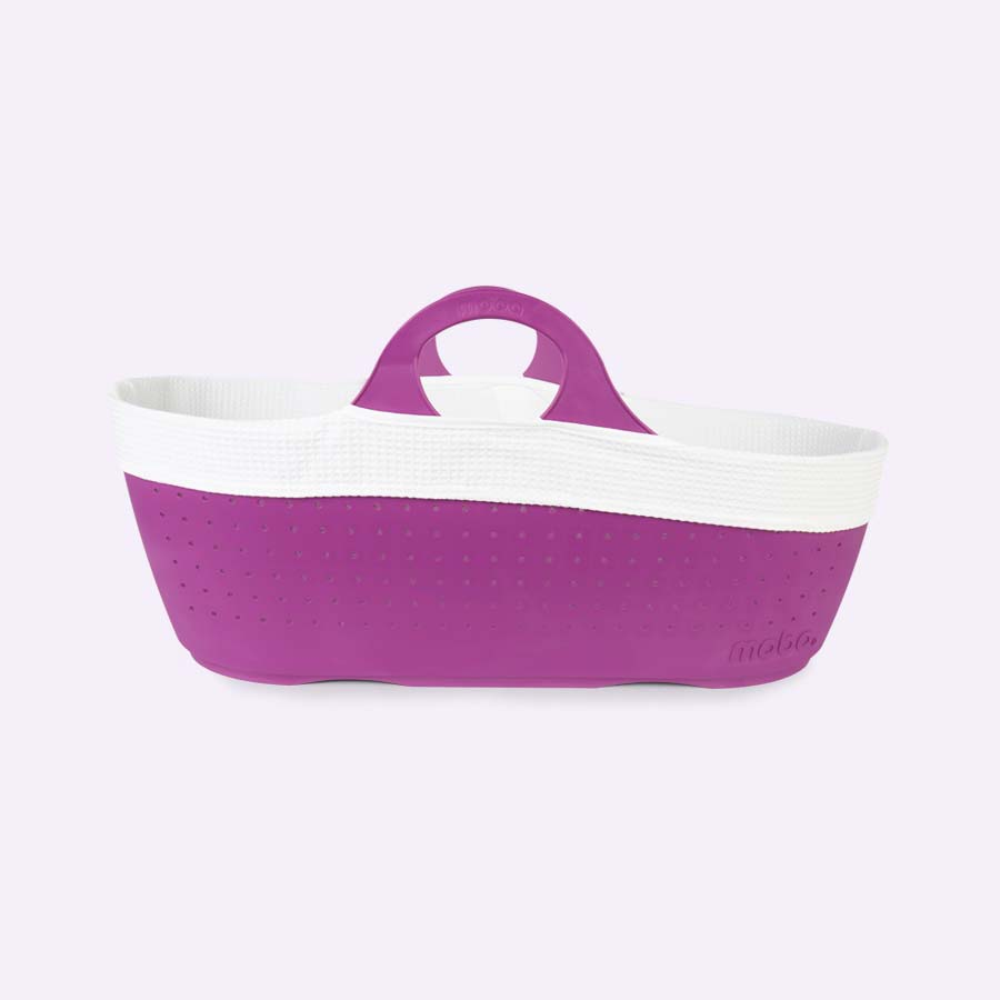 Grape Moba Moses Basket Set