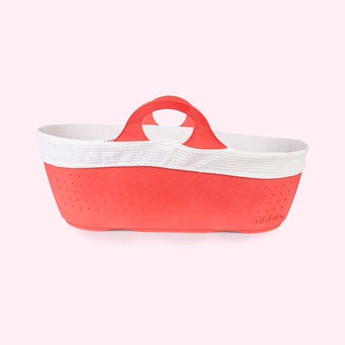 Raspberry Moba Moses Basket Set