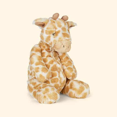 Cream Jellycat Puffles Giraffe Medium
