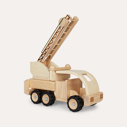 Neutral Plan Toys Fire Truck