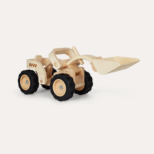 Neutral Plan Toys Bulldozer