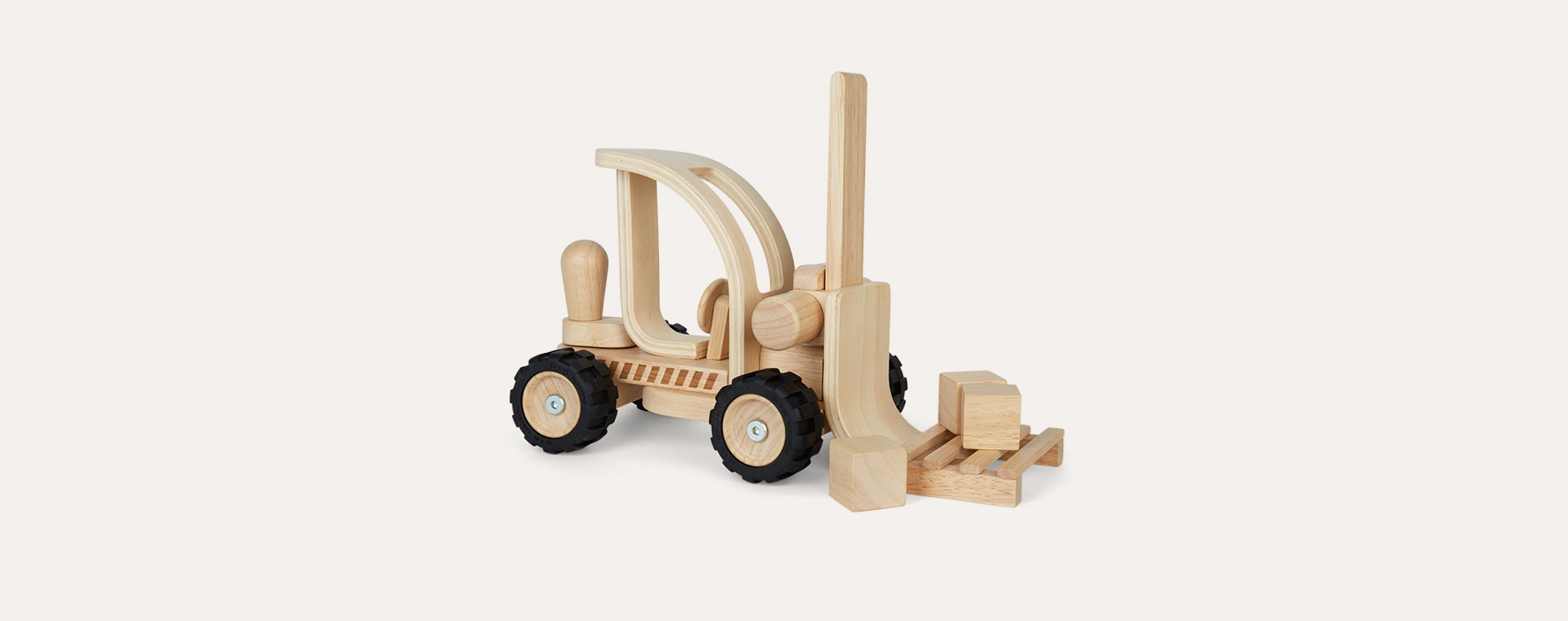 Neutral Plan Toys Forklift