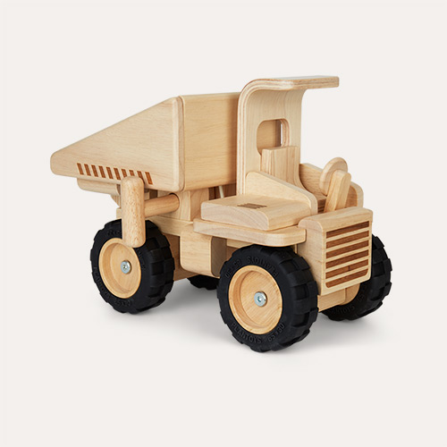 Neutral Plan Toys Dump Truck