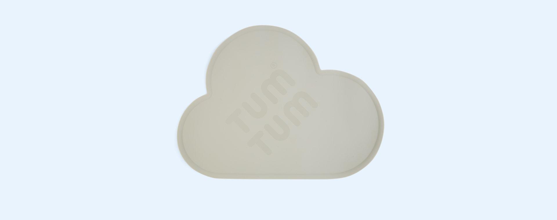 Grey Tum Tum Cloud Placemat