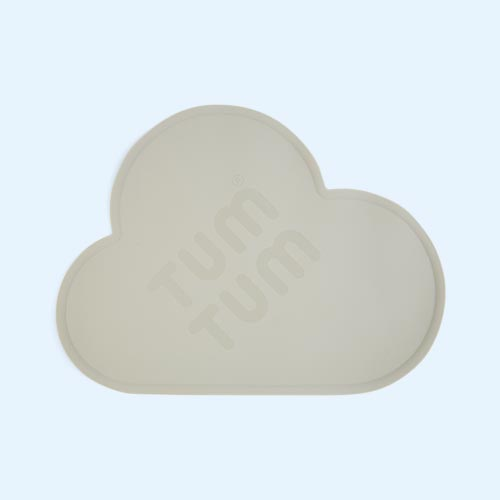 Grey Tum Tum Cloud Placemat
