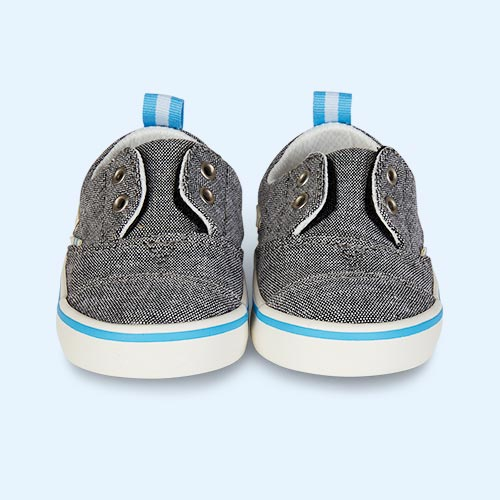 Chambray TOMS Pasadena  Slip On Trainer
