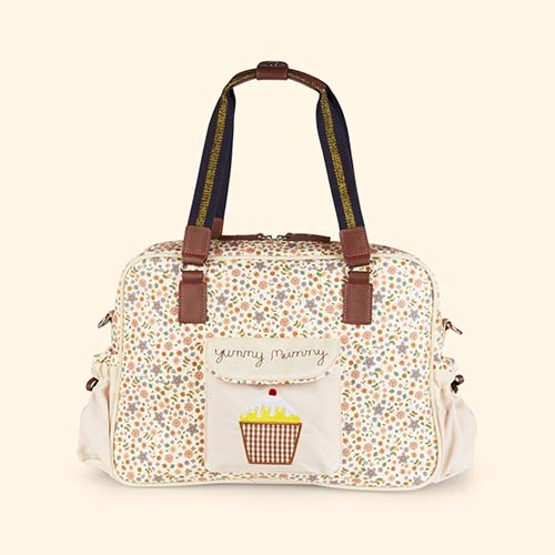 Busy Bees Pink Lining Yummy Mummy Changing Bag