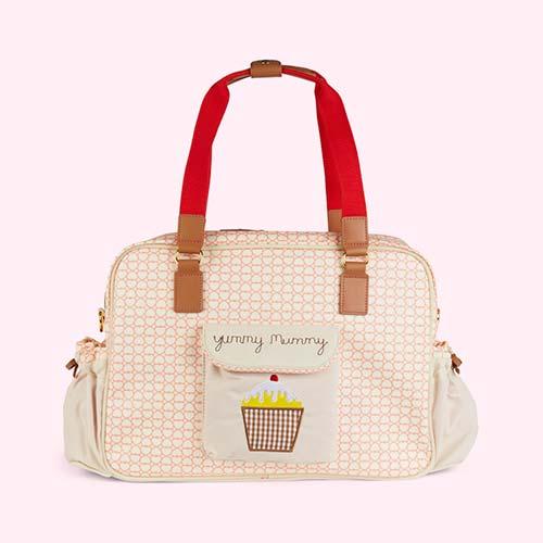 True Love Pink Lining Yummy Mummy Changing Bag