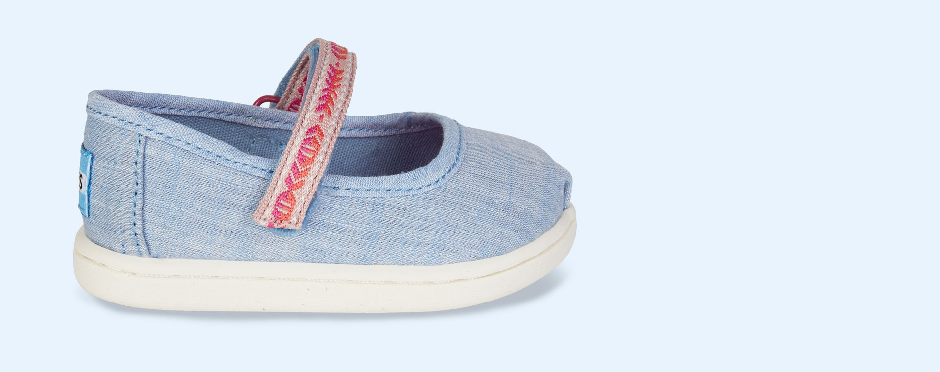 1aaaf8e69f3 Buy the TOMS Mary Jane Shoe at KIDLY UK